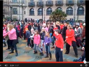One Billion Rising YouTube film